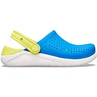 LiteRide Clog Kids Bright Cobalt/Citrus modrá/žlutá