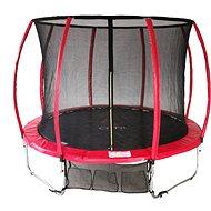 Crefit Premium 427 cm + ochranná sieť + rebrík - Trampolína