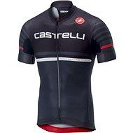 Castelli Free AR 4.1 Jersey FZ Black/Dark Gray XXL - Cyklodres