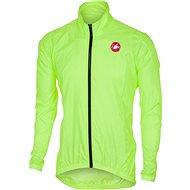 Castelli Squadra ER Jacket Yellow fluo XXL