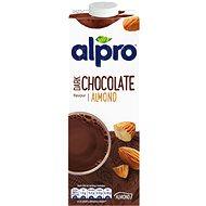 Alpro mandľový nápoj s príchuťou horkej čokolády 1 l - Rastlinný nápoj