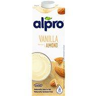 Alpro mandľový nápoj s vanilkovou príchuťou 1 l - Rastlinný nápoj