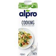 Rastlinný nápoj Alpro sójová alternatíva smotany na varenie 1 l - Rostlinný nápoj