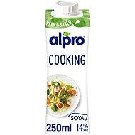 Alpro sójová alternatíva smotany na varenie 250 ml - Rastlinný nápoj