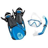 Set Mares Sea Friend blue - Diving set