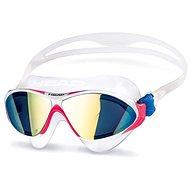 Head Horizon, zrkadlové, ružové - Plavecké okuliare