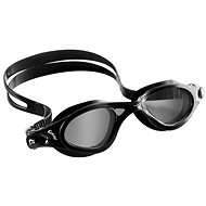Cressi Flash, tmavý zorník/čierne - Plavecké okuliare