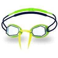 Head Diamond, modré/lime - Plavecké okuliare