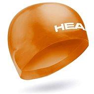 Head 3D Racing M, oranžová - Plavecká čiapka