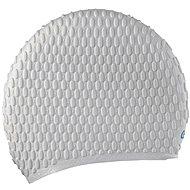 Cressi Lady cap, strieborná - Plavecká čiapka