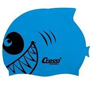 Cressi Kid swimm cap, modrá - Plavecká čiapka