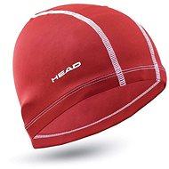 Head Polyester cap, červená - Plavecká čiapka