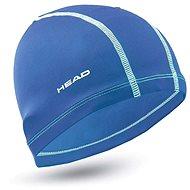Head Polyester cap, modrá - Plavecká čiapka