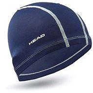 Head Polyester cap, námornícka modrá - Plavecká čiapka