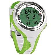 Mares SMART, biela/zelená - Potápačský počítač
