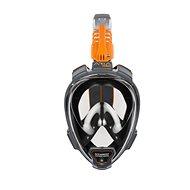 Ocean Reef ARIA QR, čierna - Maska