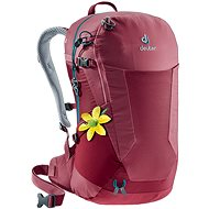 Deuter Futura 22 SL cardinal-cranberry - Turistický batoh