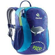 Deuter Pico indigo-turquoise - Detský ruksak