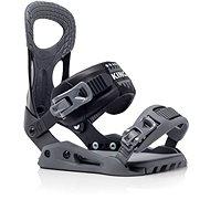 Viazanie na snowboard Drake King, Black veľ. L