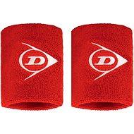 DUNLOP Wristband, 7cm, Red