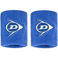 DUNLOP Wristband 7 cm sv. modré