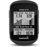 Edge 130 Plus - Cyklonavigácia