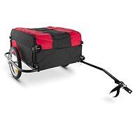 Duramaxx Mountee červený - Vozík za bicykel
