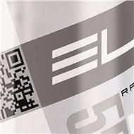 ELITE fľaša CORSA číra/strieborná 550 ml - Fľaša na vodu