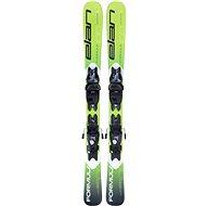Elan Formula Green QS + EL 7.5 AC Shift - Downhill Skis