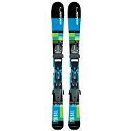 Elan Pinball Team QS + EL 4.5 AC Shift veľkosť 100 cm - Zjazdové lyže