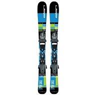 Elan Pinball Team QS + EL 4.5 AC Shift veľkosť 120 cm - Zjazdové lyže