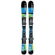 Elan Pinball Team QS + EL 7.5 AC Shift veľkosť 140 cm - Zjazdové lyže