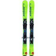 Elan Jett QS + EL 7.5 GW Shift - Downhill Skis