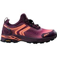 Elbrus Milkar Wp Wo'S oranžová / fialová EU 41 / 268 mm - Vychádzková obuv
