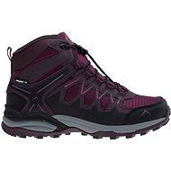 Elbrus Euberen Mid Wp Women's, Winetasting/Purple Potion/Festival Fuchsia/Black - Trekking Shoes