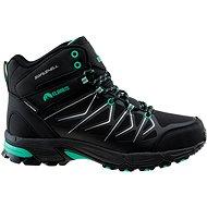 Elbrus Mabby mid wp wo´s Black/Bisscay green - Trekingové topánky