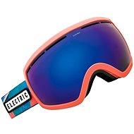 ELECTRIC EG2.5 PINK PALMS brose/blue chrome - Lyžiarske okuliare
