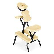 Klarfit MS 300 béžová - Masážny stôl
