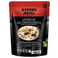 Express Menu Pork with Mushrooms - MRE