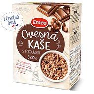 Emco Ovesná kaše s čokoládou 5x55g - Ovsená kaša