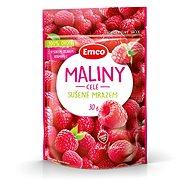 Emco Mrazom sušené maliny 30 g - Lyofilizované ovocie