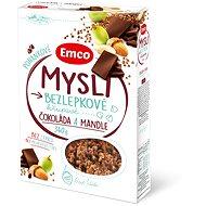 Emco Mysli pohankové - čokoláda a mandle 340g - Müsli