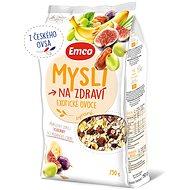 Emco Mysli sypané - exotické ovoce 750g - Müsli