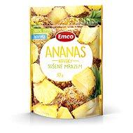 Emco Mrazom sušený ananás 30 g - Lyofilizované ovocie