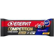 Enervit Competition Bar (30 g) červené ovocie - Energetická tyčinka