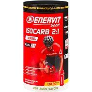 Enervit Isocarb 2 : 1 (650 g) citrón - Energetický nápoj