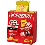 ENERVIT Gel - 3pack, 3x 25 ml, citron
