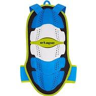 Etape Junior Fit Limeta/modrá - Chránič chrbtice