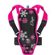 Etape Backbone čierna/ružová - Chránič chrbtice