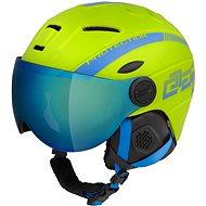 Etape Rider Pro limeta/modrá mat 53 – 55 cm - Lyžiarska prilba